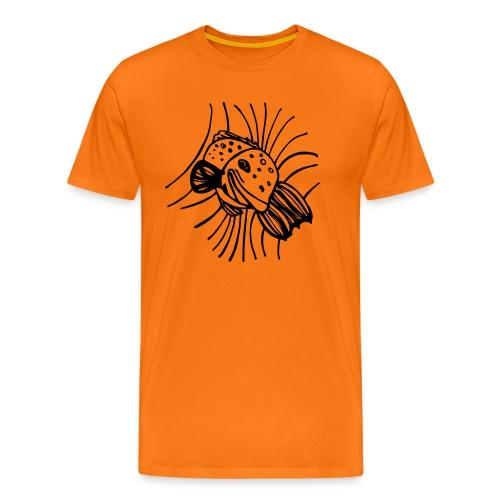 pesce1 - Maglietta Premium da uomo