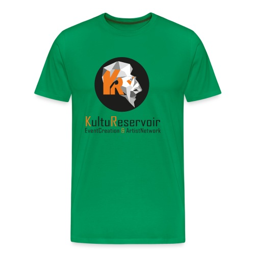KultuReservoir official Brand - Männer Premium T-Shirt