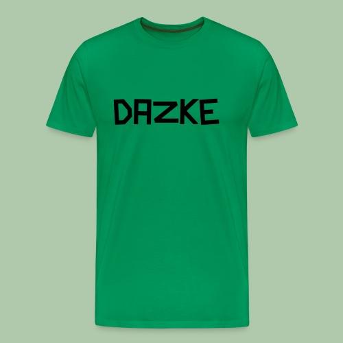 dazke_bunt - Männer Premium T-Shirt
