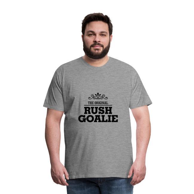 The Original Rush Goalie