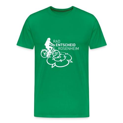 Frauen_Logo weiss - Männer Premium T-Shirt
