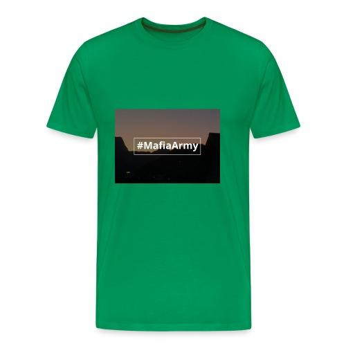 #MafiaArmy - Männer Premium T-Shirt