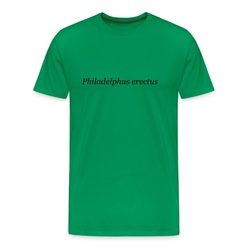 Philadelphus 001 - Men's Premium T-Shirt