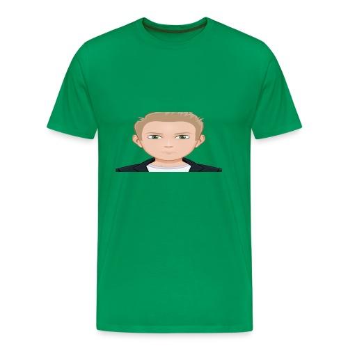 Dd - Premium-T-shirt herr