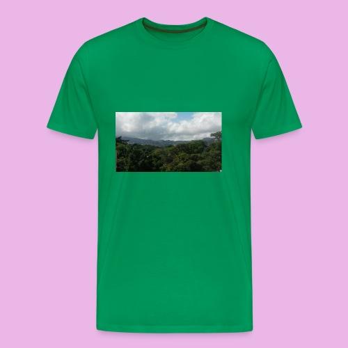 Desde el Avila - Camiseta premium hombre
