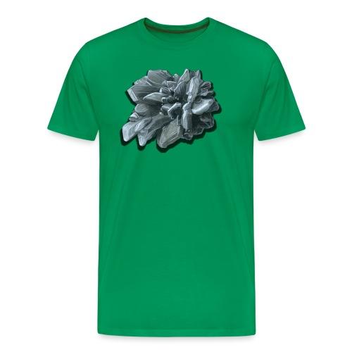 Gipsrose - Männer Premium T-Shirt