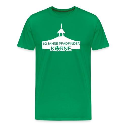 60 Jahre Pfadfinder Körne - Männer Premium T-Shirt