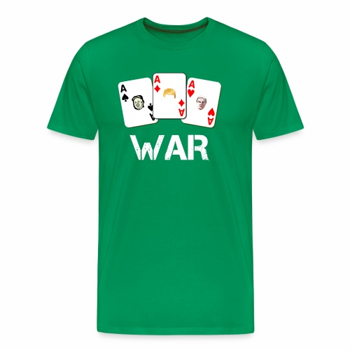 WAR / Guerra - Maglietta Premium da uomo