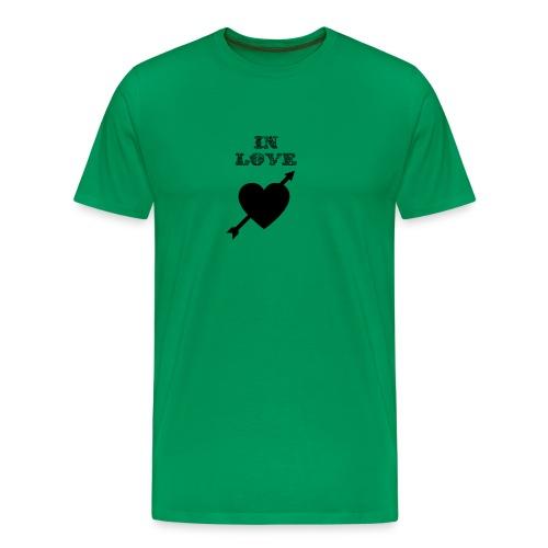 I'm In Love - Maglietta Premium da uomo