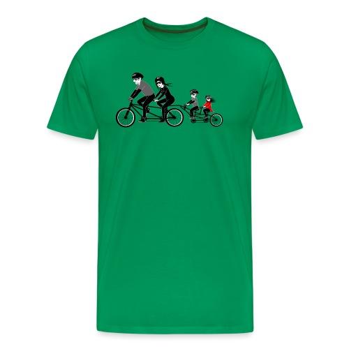 Familienrad Vol1 - Männer Premium T-Shirt