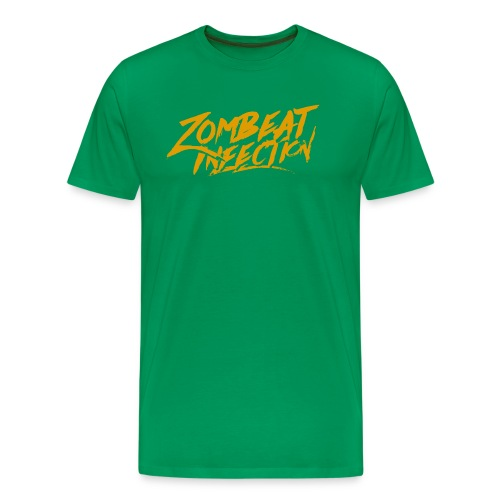 String LogoOrange - T-shirt Premium Homme