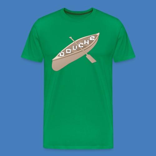 Douchecanoe - Premium T-skjorte for menn