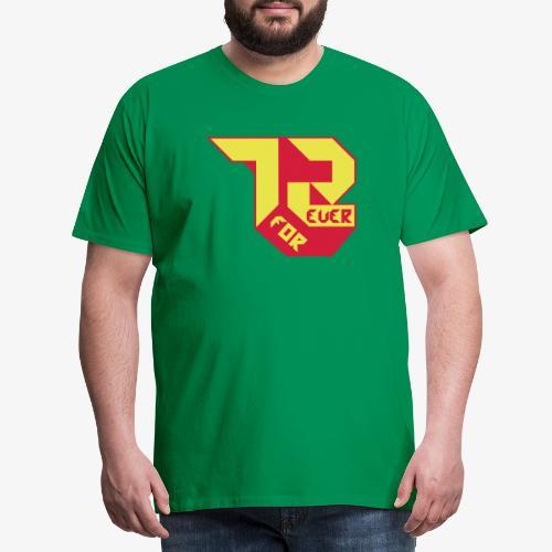 création 72 for Ever collection 01 , année 1972 - T-shirt Premium Homme