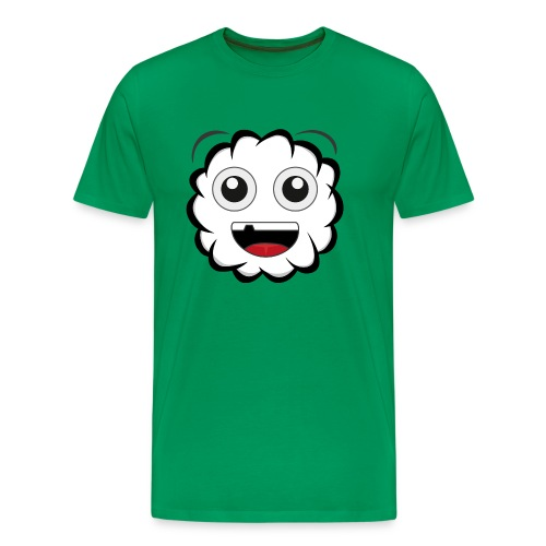 PKS Sheep Laugh - Männer Premium T-Shirt