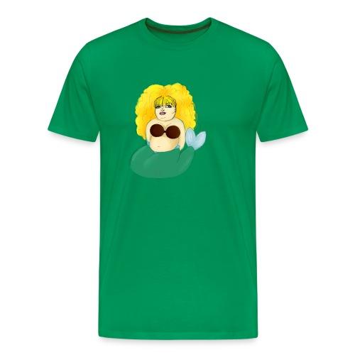Mermaid - Men's Premium T-Shirt