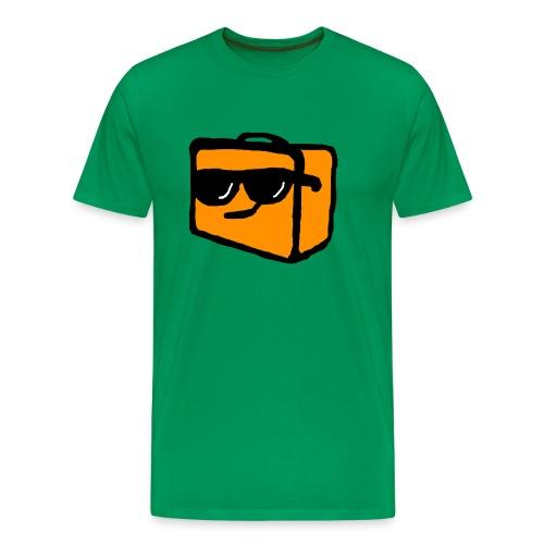 Matboksen Logo Barn - Premium T-skjorte for menn