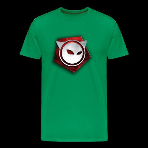 Minimal-Evil - Maglietta Premium da uomo