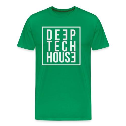 Deep Tech House by HouseMixRoom RadioShow - Camiseta premium hombre