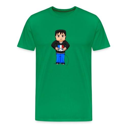 MaximeGaming - T-shirt Premium Homme
