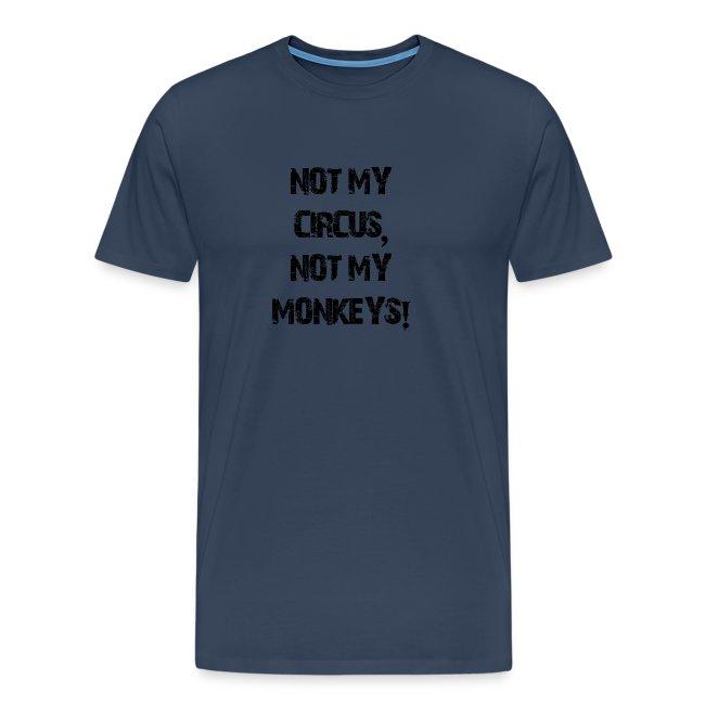 Not My Monkeys