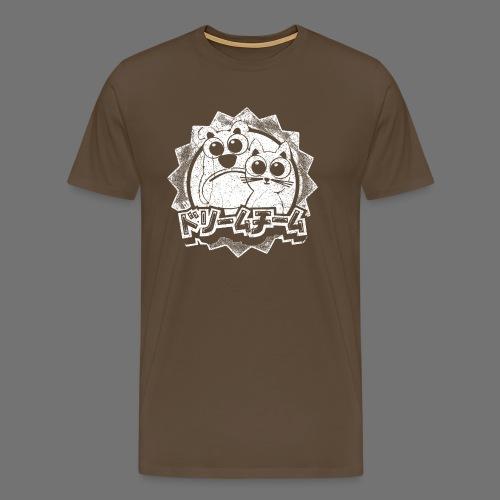 Dream Team (1c white) - Men's Premium T-Shirt