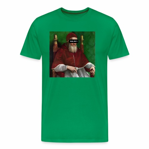 Pope holy sh*t - Maglietta Premium da uomo