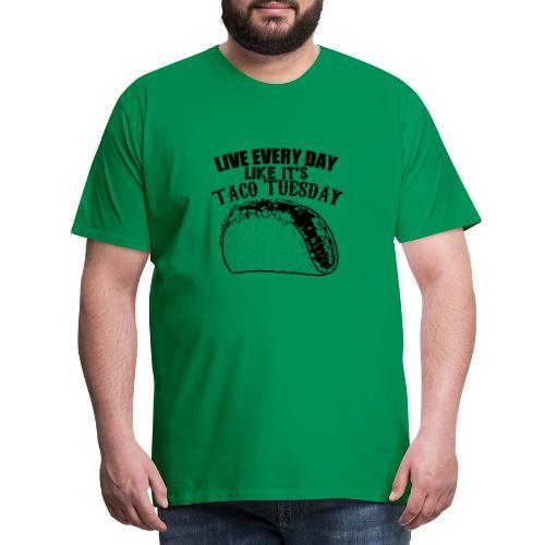 Tacos - T-shirt Premium Homme