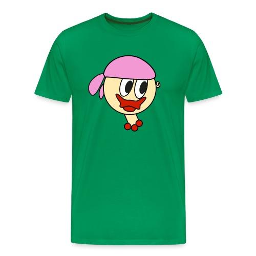 bandana girl - Männer Premium T-Shirt