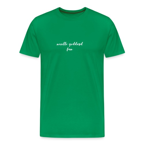 Neville Goddard Fan - Männer Premium T-Shirt
