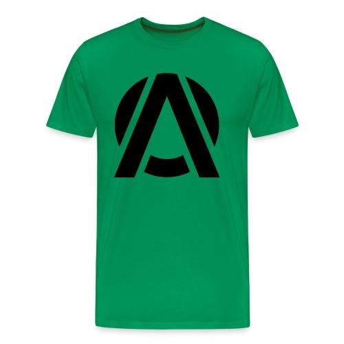 Alson emblem - Mannen Premium T-shirt