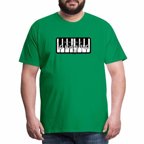 Le Magique - Mannen Premium T-shirt