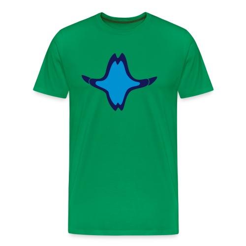 Symbol einer - Männer Premium T-Shirt