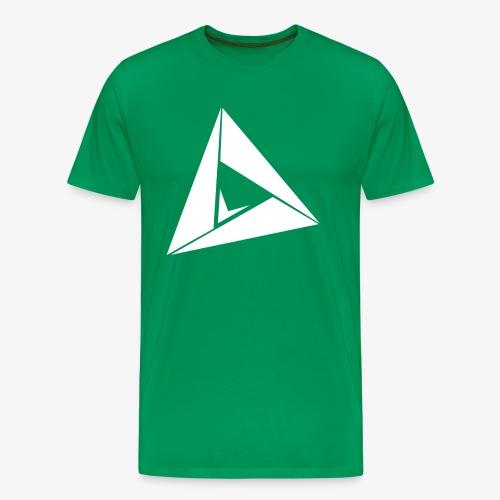 LogoBlanc png - T-shirt Premium Homme