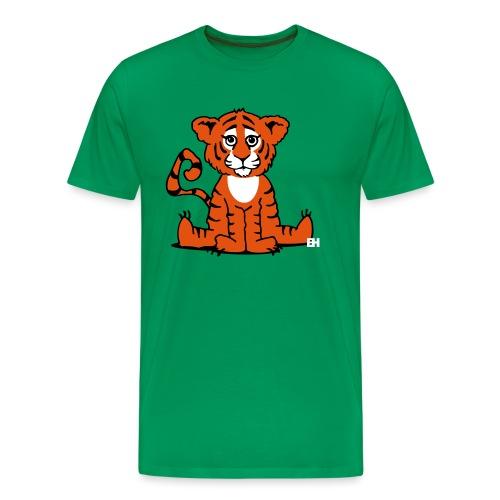Tiger cub - Men's Premium T-Shirt