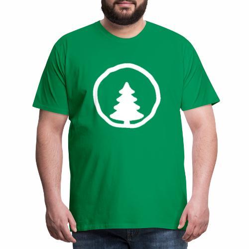 Tannenbaum - Männer Premium T-Shirt