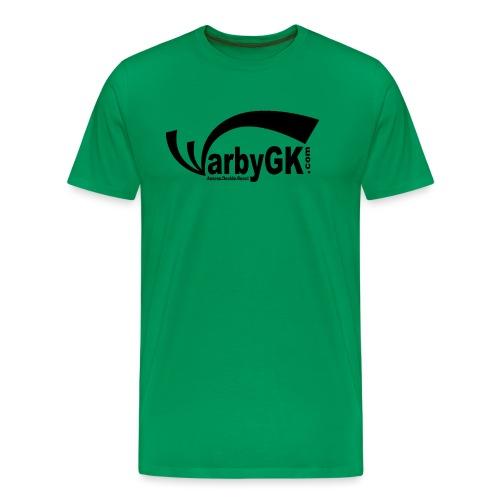 WarbyGK Logo - Men's Premium T-Shirt