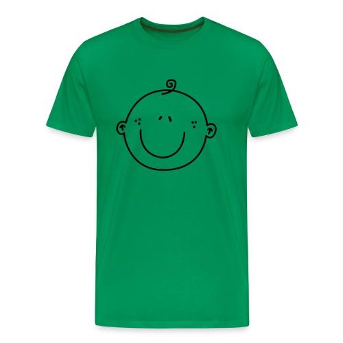baby - Mannen Premium T-shirt