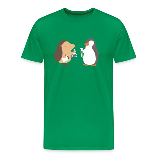 For Science! - Mannen Premium T-shirt
