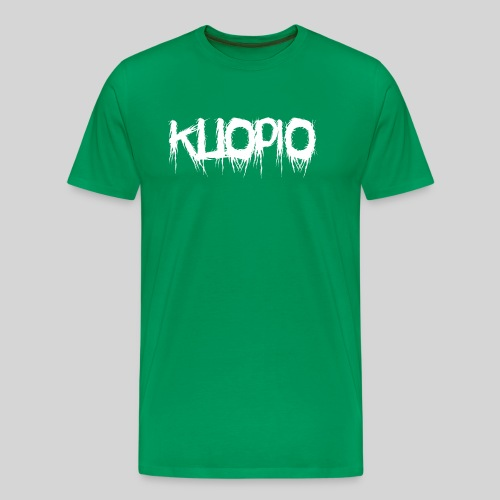 Kuopio - Miesten premium t-paita