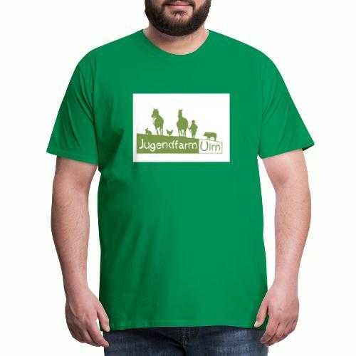 jugendfarmpng - Männer Premium T-Shirt