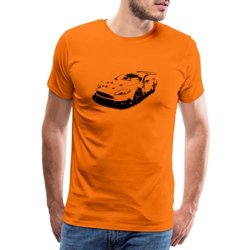 Aston Martin DBR9 - Men's Premium T-Shirt