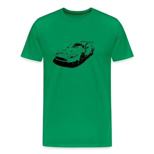 Aston Martin DBR9 - Men's Premium T-Shirt
