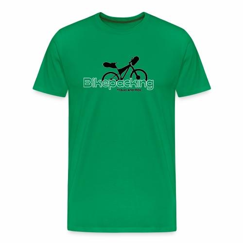 Bikepacking - Männer Premium T-Shirt