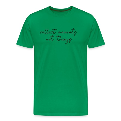 collet moments - Camiseta premium hombre