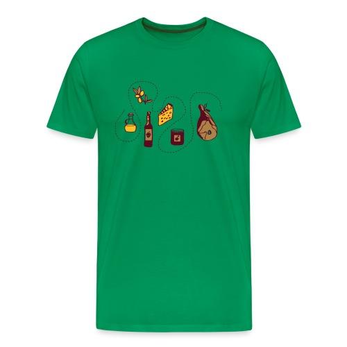 cubotto-shirt - Mannen Premium T-shirt