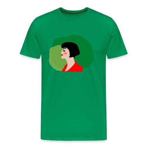 Amélie - Camiseta premium hombre