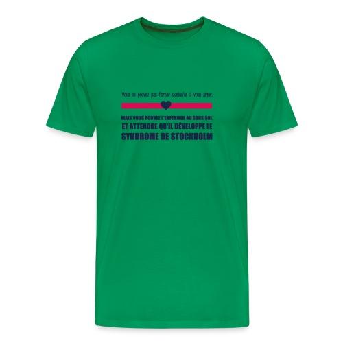 Amour & Stockholm - T-shirt Premium Homme