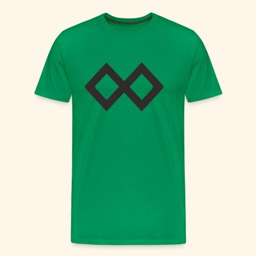 TenX Logo - Männer Premium T-Shirt