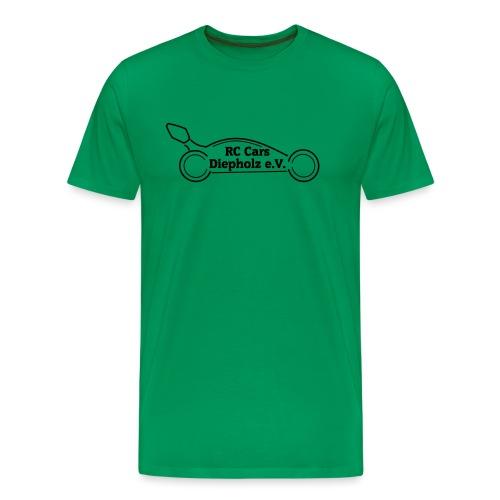RCCD Buggy V3 - Männer Premium T-Shirt
