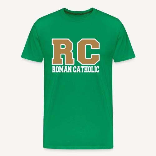 RC ROMAN CATHOLIC - Men's Premium T-Shirt